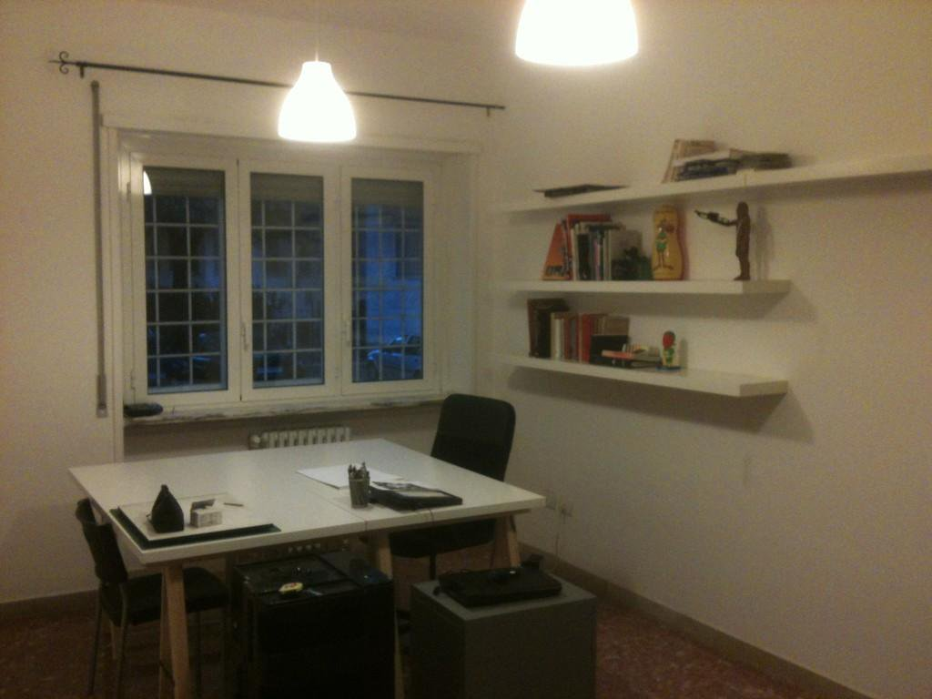 Slowly the new studio is…